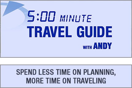 Five Minute Travel Guide